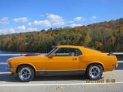 1970 FORD Ford Mustang Mach 1 Pro Touing